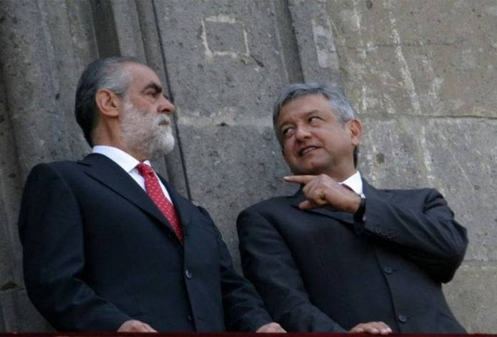 """Reta Diego Fernández a AMLO; quiere ir a la """"Mañanera"""""""