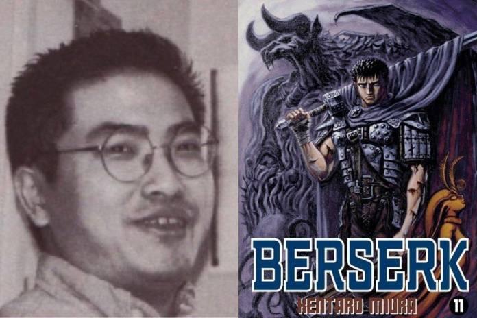 Fallece a los 54 años Kentaro Miura, autor del manga Berserk