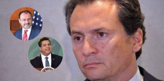 Lozoya acusa a 70 personas por Odebrecht; Cabeza de Vaca y Videgaray en la lista