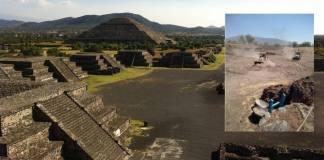 Teotihuacán en peligro por construcción irregular