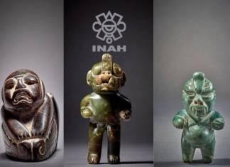 INAH denuncia ante la FGR subasta de piezas arqueológicas mexicanas en EU