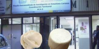 Agente denuncia que le robaron sus quesos en el Ministerio Publico