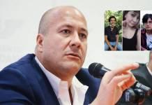 Manta que se halló con los hermanos desaparecidos amenaza al gobierno: Alfaro