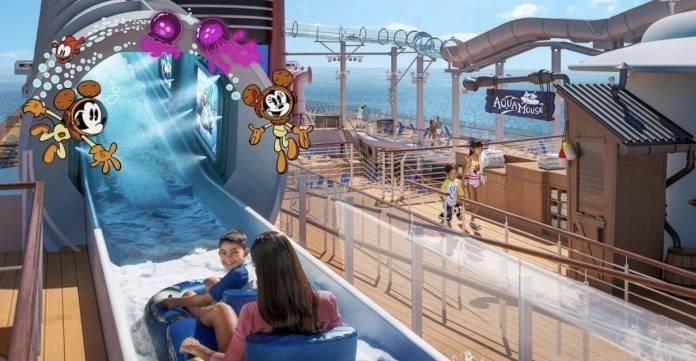 """Disney anuncia su nuevo crucero """"Disney Wish"""" impulsado por Gas Natural licuado"""