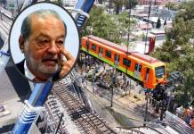 Slim y su Grupo Carso esperan peritaje del Metro