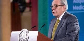 México adquirió 730 claves de medicamentos por 43 mil 278 mdp: Alcocer