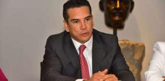Alito Moreno, acusado de desviar más 59 mdp cuando fue gobernador