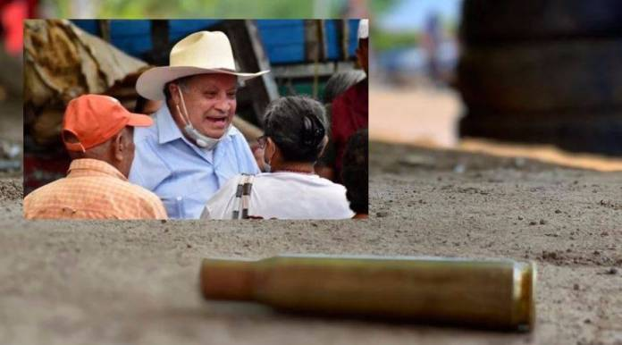 Candidato de Morena y equipo sufren ataque armado; hay un herido