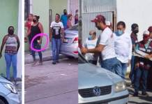 Atacan con ácido a dos candidatos de Morena en Cd. Del Carmen, Campeche