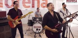 Byron Barranco crea nueva versión de la canción de Morena