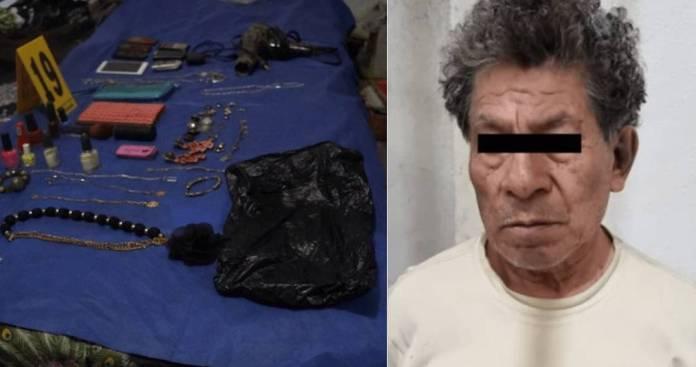 Detienen a presunto feminicida serial en el Edomex