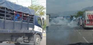 Detienen a más de 200 estudiantes de Chiapas, responsabilizan a Rutilio Escandón