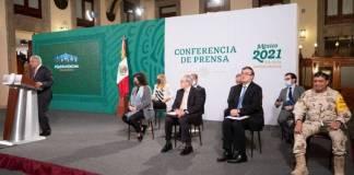 México, en el top ten mundial de vacunación