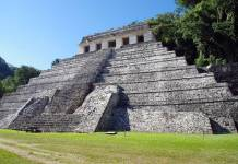 Cierran zona arqueológica de Palenque por caso positivo de Covid-19