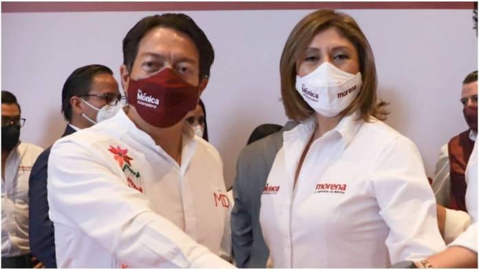 Otra más del INE; planea retirar candidatura a Mónica Rangel en San Luis Potosí