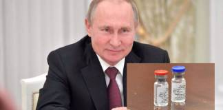 Putin, igual que Biden, liberaría patentes de vacunas anticovid