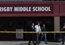 Nuevo tiroteo en escuela de EE.UU.; hay tres heridos