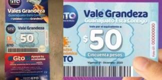 Guanajuato reconoce que reparte vales, pero dice que son por la pandemia
