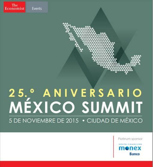 1 - La agenda de Claudio X. González, The Economist y Salinas