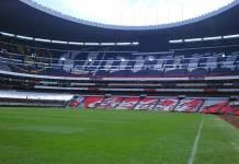Así es el palco del Estadio Azteca que rifará la Lotería Nacional