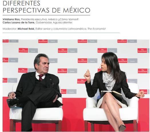 5 - La agenda de Claudio X. González, The Economist y Salinas