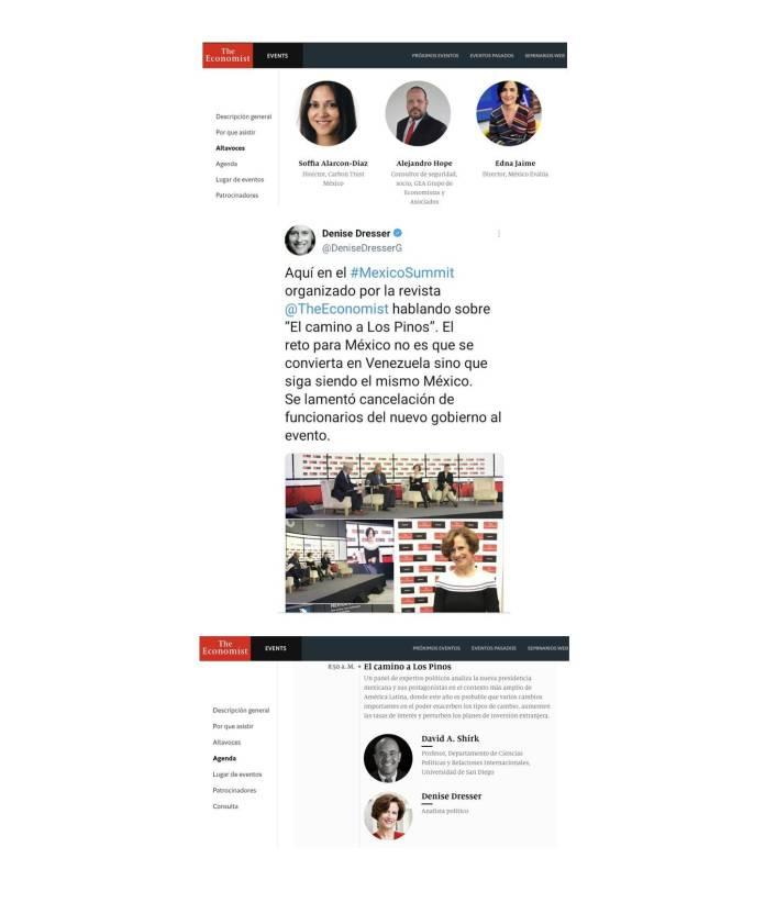 6 - La agenda de Claudio X. González, The Economist y Salinas