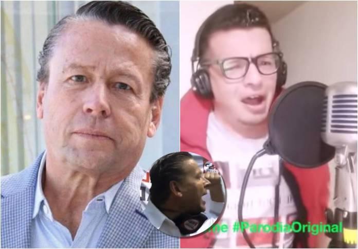 Cumbia de Alfredo Adame - Crean la cumbia de Alfredo Adame, luego de perder en elecciones