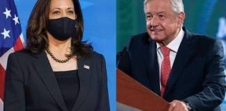 Firmará AMLO acuerdo migratorio con Kamala Harris