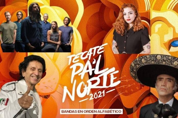 Foo Fighters y el 'Potrillo' encabezan cartel 2021 de Pal'Norte