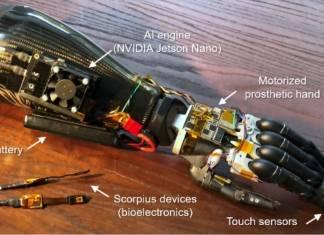 Científicos desarrollan mano robótica capaz de obedecer órdenes del cerebro