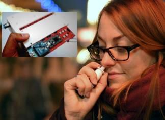 UNAM desarrolla nariz electrónica para detectar enfermedades
