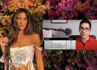 Bárbara de Regil responde tras polémica con el nutriólogo Aries Terrón