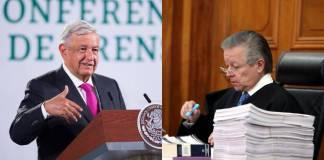 AMLO aprueba consulta sobre ampliación de mandato de Zaldívar