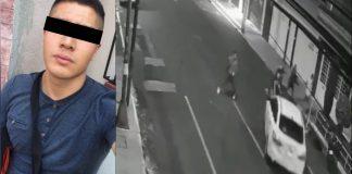 """FGJCDMX busca a Diego """"H"""" por atropellar a 2 mujeres"""