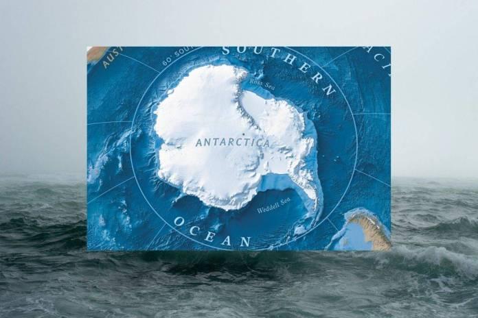 Científicos reconocen un quinto océano en la Tierra, se llama Austral