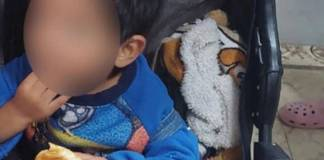 Abandonan a niño de 3 años en calles de la CDMX