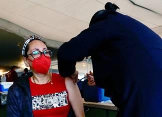 Azcapotzalco, Iztacalco y Cuauhtémoc inician vacunación de 40 años