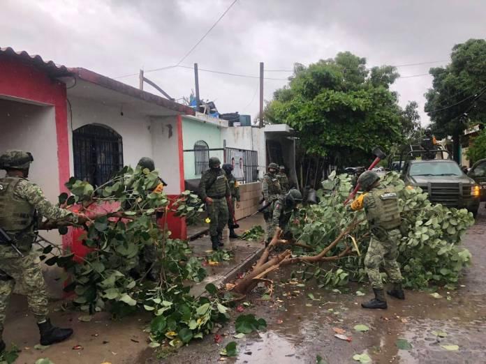 IMG 20210620 WA0030 - Sigue la tormenta 'Dolores'; Colima, Guerrero y Michoacán, los más afectados