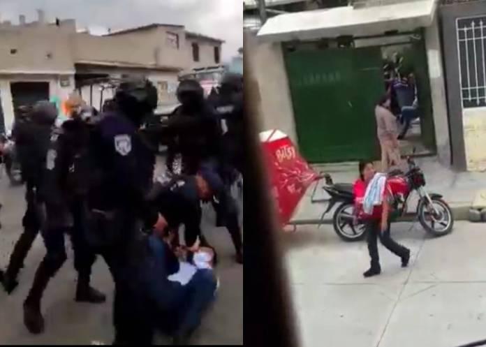 PhotoCollage 1622770598569 scaled - #Video Antorcha Campesina compra votos y reprime organizaciones pro Morena en Chimalhuacán