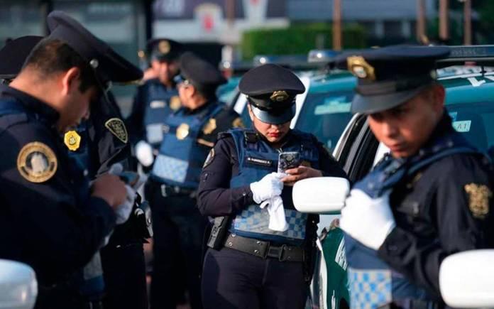 Casi 19 mil policías protegerán las elecciones en la CDMX