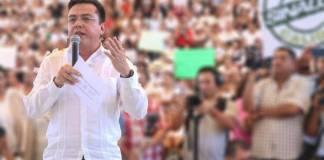 Secuestran a secretario priista en Sinaloa