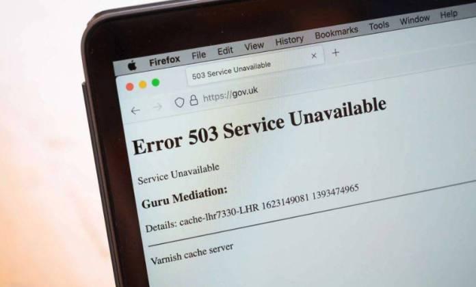 Apagón global de Internet tira bolsas bancos y aerolíneas