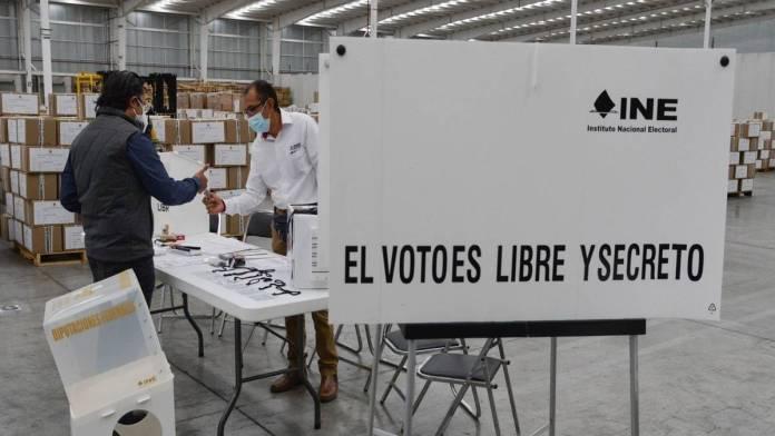 INE no podrá instalar 300 casillas para votar