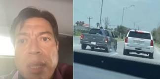 Mario Delgado presenta denuncia por retención en Tamaulipas