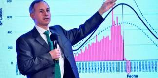 """López-Gatell señaló que se reporta un incremento del 11% de contagios de Covid-19, por lo que regresan las conferencias vespertinas. El subsecretario de Prevención y Promoción de la Salud, Hugo López-Gatell, anunció que regresarán las conferencias vespertinas; luego de que se las estadísticas han reportado un incremento de casos de Covid-19 en un 11%. En entrevista con el canal de YouTube, Rompeviento TV, López-Gatell señaló que esta misma semana iniciarán las conferencias; aunque no se precisó si sería el jueves o viernes, y se realizaran cada semana. """"Estamos reorganizándonos. Vamos a iniciar con una conferencia una vez a la semana, empezaríamos esta semana, aún por determinar si el jueves o el viernes y con mucho gusto"""", indicó el subsecretario. La última conferencia de prensa que se llevó a cabo para informar sobre la situación de la pandemia de la Covid-19 se realizó el 11 de junio; esto tras 15 meses desde que se realizó la primera. Y es que, de acuerdo con las estadísticas oficiales la cifra de contagios se mantenía a la baja, lo mismo que las muertes por Covid-19. Durante las últimas semanas algunas entidades reportaron incrementos leves en el número de contagios por SARS-COV-2. Sin embargo, el aumento de contagios inicio esta semana con respecto a la anterior; y es que, de acuerdo con el subsecretario, López Gatell, podría terminar registrando un incremento entre el 15 y del 18 por ciento. Sin embargo, en el caso del número de muertes ya no es igual a la que se presentó hace unos meses. """"La consecuencia que tiene sobre la enfermedad grave y la mortalidad ya no es la misma de lo que tuvimos en el 2020″."""