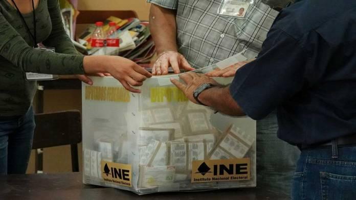 INE realizará recuento de 97 mil 126 paquetes electorales