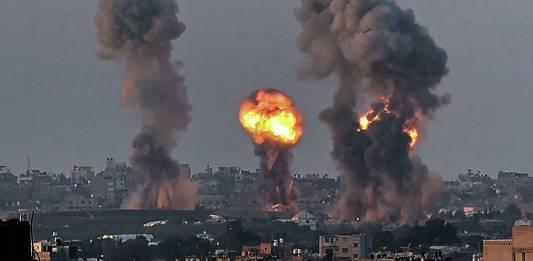 Tras 11 días de tregua; Israel realiza nuevo ataque contra la Franja de Gaza