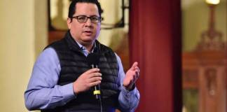 José Luis Alomía se integrará al gobierno de Durazo como secretario de Salud