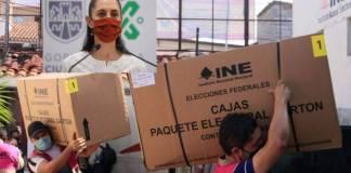 Autoridades de la CDMX alistan operativo para elecciones del 6 de junio