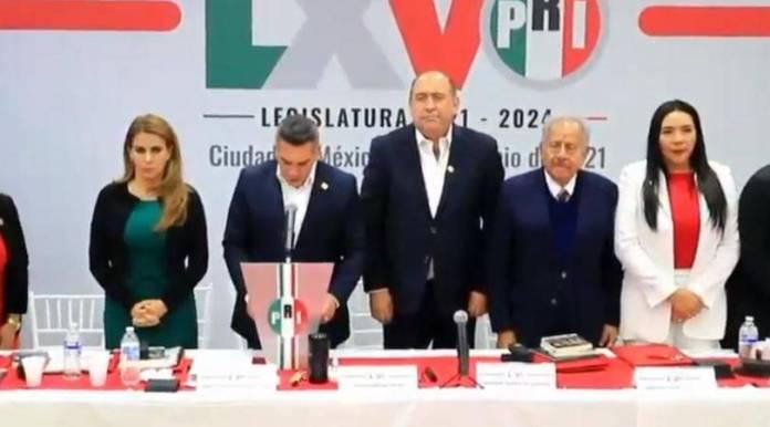 Exgobernador de Coahuila ahora coordinará bancada del PRI en Cámara de Diputados